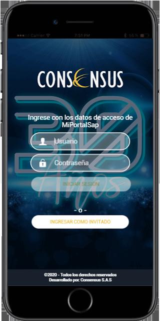 app Consensus
